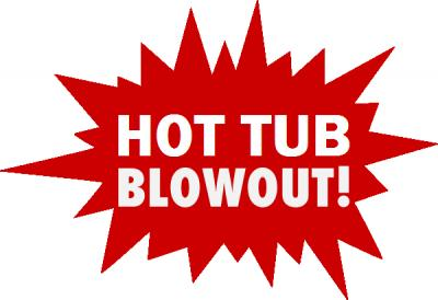 Hot Tub Sale ...Limited Time Offer, Hurry in Today!!