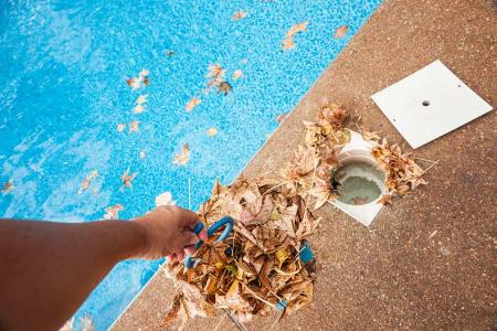 Pool Closing Marks Summer's Unofficial End