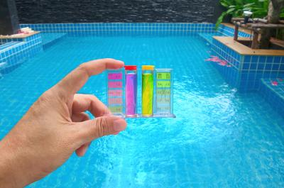 Don't Forget to Have Your Pools Water Tested and Balanced Prior to Closing