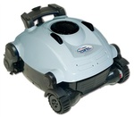 FREE Robotic Cleaner with Aboveground Pool Purchase