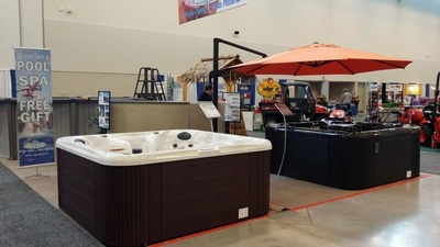Home Show Pricing on All Hot Tubs!!