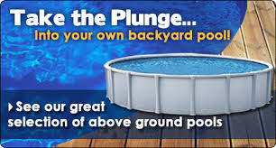 We Pay the TAX on all Instock Aboveground Pools
