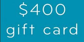 $400.00 Giftcard on any Instock Aboveground Pool.