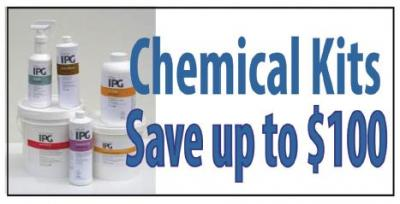 Save on Seasonal Chemical Kits