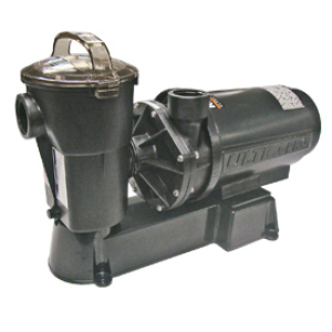 Aquablue - Ultra Pro 1.5HP 2 Speed Aboveground Pool Pump
