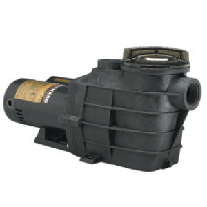 Aquablue - Super2 1HP 2 Speed Inground Pool Pump
