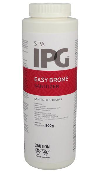 Easy Brome Spa Sanitizer Products Aqua Blue Welland