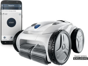 Aquablue - P965iQ Robotic Pool Cleaner