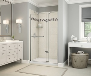 Aquablue - Utile Stone - Alcove Shower