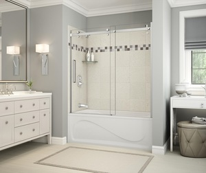 Aquablue - Utile Stone - Tub Shower