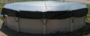 Aquablue - 15' Round Eliminator Winter Cover
