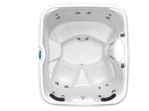 Aquablue - S20S Hot Tub 120V