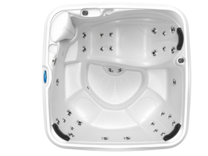 Aquablue - S30L Hot Tub 120V