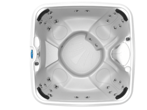Aquablue - S30S Hot Tub 120V