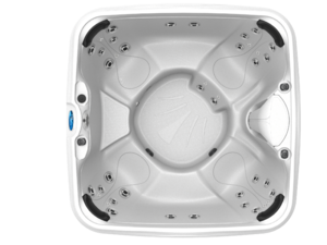 Aquablue - S40S Hot Tub 240V
